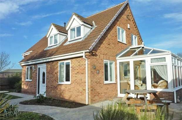 3 Bedrooms Detached House for sale in Station Road, Walkeringham, Doncaster, South Yorkshire
