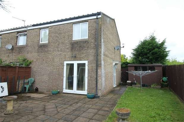 3 Bedrooms Semi Detached House for sale in Llangattock Court, Croesyceiliog, Cwmbran