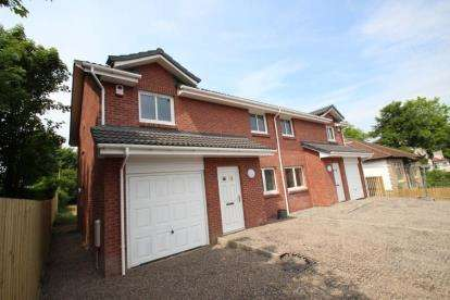 4 Bedrooms Semi Detached House for sale in Drumchapel Road, Old Drumchapel