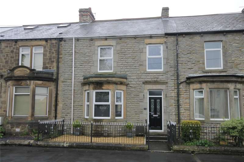 3 Bedrooms Terraced House for sale in St Ives Road, Leadgate, Consett, DH8