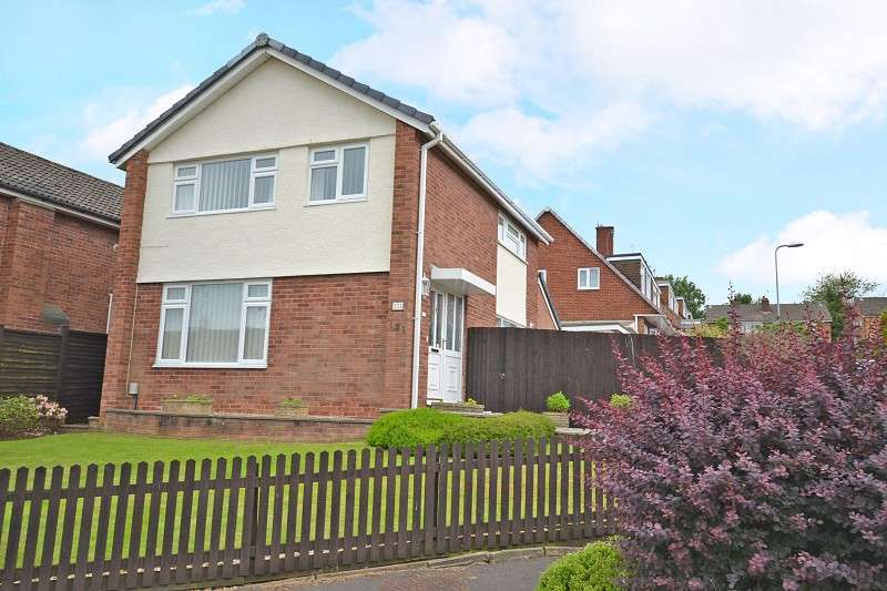 3 Bedrooms Detached House for sale in Larch Grove, Newport, Gwent. NP20 6LA