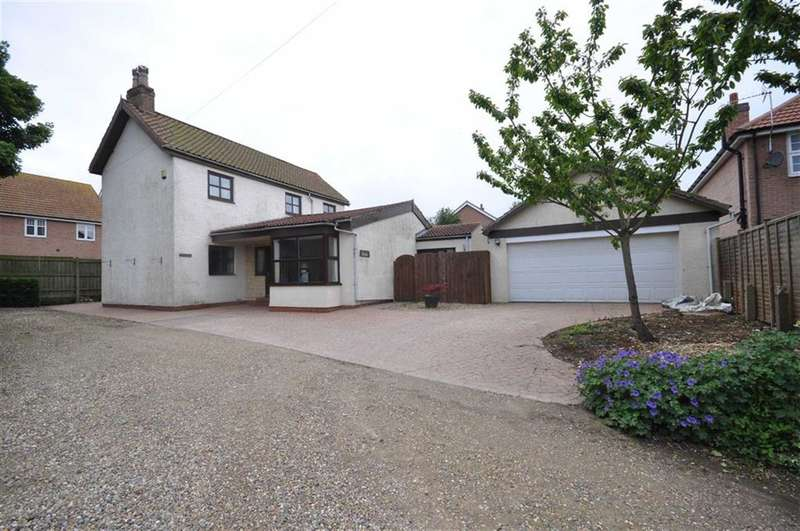 4 Bedrooms Detached House for sale in Edenfield Estate, Hornsea, East Yorkshire