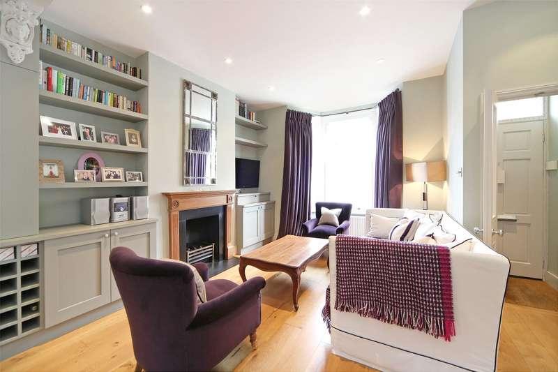 4 Bedrooms Maisonette Flat for sale in Hannell Road, Munster Village, Fulham, London, SW6