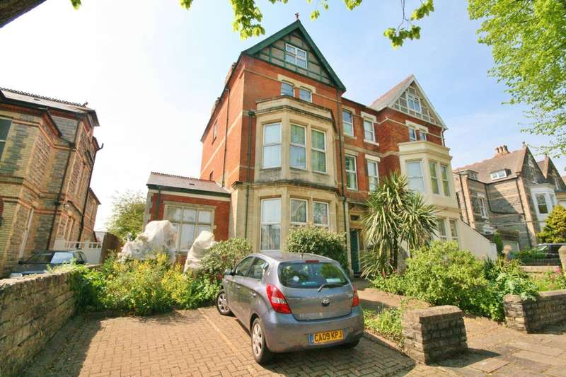 1 Bedroom Flat for sale in Flat 4, 31 Plymouth Road, Penarth. Vale of Glamorgan CF64 3DA