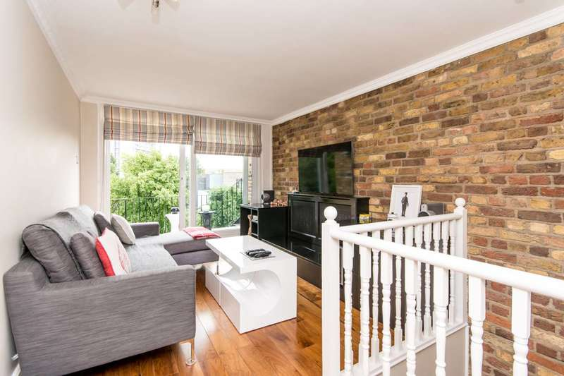 3 Bedrooms Flat for sale in Sutherland Ave, Maida Vale, W9