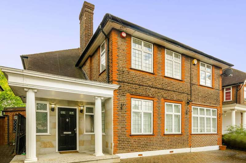 6 Bedrooms House for sale in Aylmer Road, East Finchley, N2