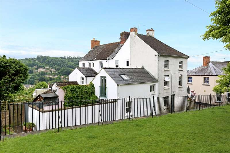 4 Bedrooms Terraced House for sale in Horns Road, Stroud, Gloucestershire, GL5