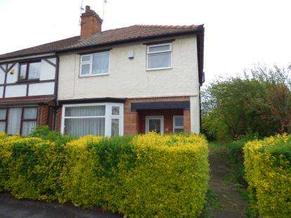 3 Bedrooms Semi Detached House for sale in Salisbury Street, Beeston, Nottingham