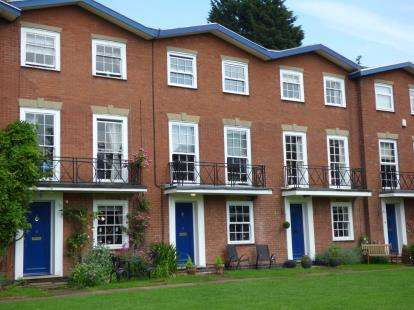 3 Bedrooms Terraced House for sale in Dudley Court, Bramcote, Nottingham, Nottinghamshire