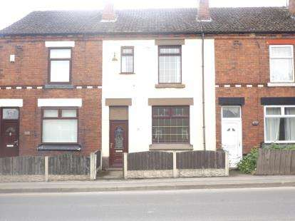 3 Bedrooms Terraced House for sale in Hale Road, Widnes, Cheshire, WA8