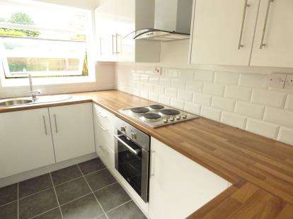 1 Bedroom Flat for sale in Graham House, Chester Road, Sutton Coldfield, West Midlands