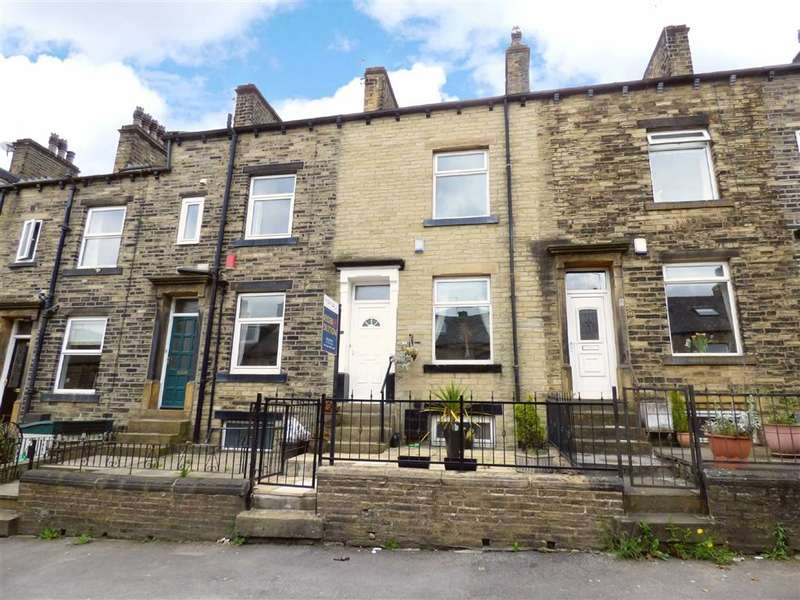 3 Bedrooms Property for sale in Glen Terrace, Clover Hill, Halifax, West Yorkshire, HX1