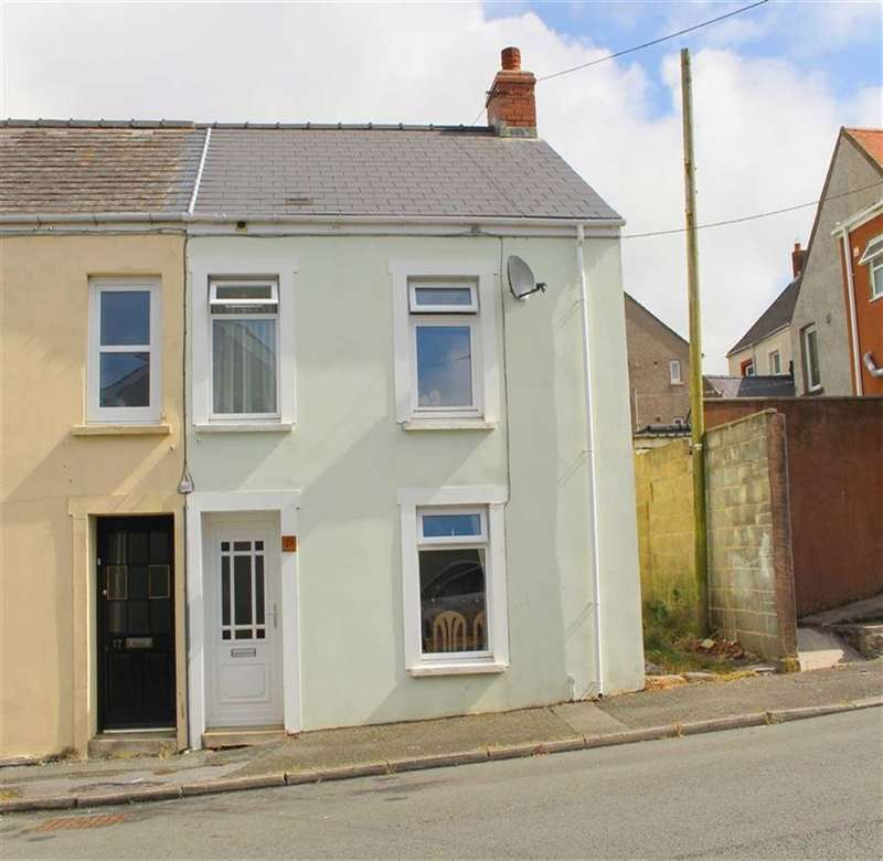 2 Bedrooms Property for sale in Robert Street, Milford Haven