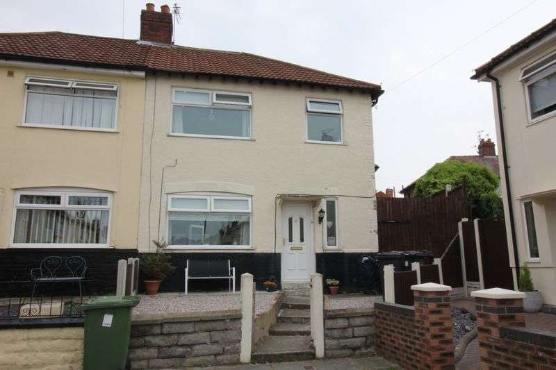3 Bedrooms Semi Detached House for sale in Patricia Grove, Bootle