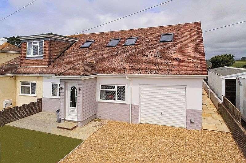 4 Bedrooms Semi Detached House for sale in Lincoln Avenue, Bognor Regis, PO21