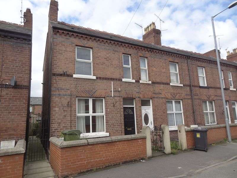 3 Bedrooms House for sale in Victoria Road, Wrexham