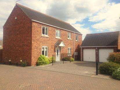 4 Bedrooms Detached House for sale in Kings Arms Close, Kirton, Boston, Lincolnshire