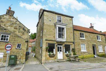 2 Bedrooms Semi Detached House for sale in North End, Osmotherley, North Yorkshire