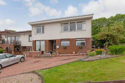 4 Bedrooms Semi Detached House for sale in Glenbervie Place, Gourock