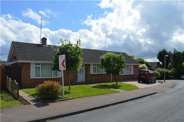 3 Bedrooms Detached House for sale in Twyning, Tewkesbury, Gloucestershire, GL20 6DU