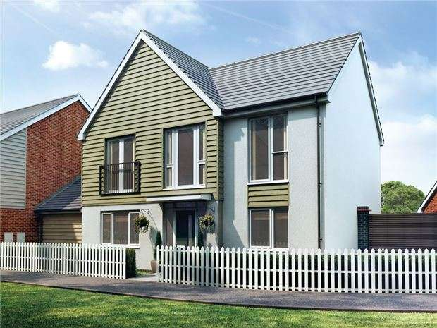 4 Bedrooms Detached House for sale in Glan Llyn, Llanwern, Newport, NP19 4QZ