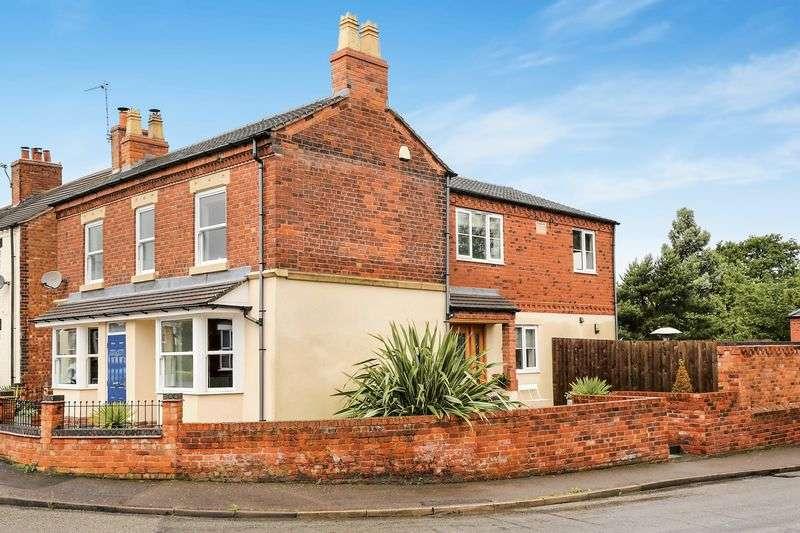 4 Bedrooms Detached House for sale in New Street, Donisthorpe, Derbyshire DE12 7PG