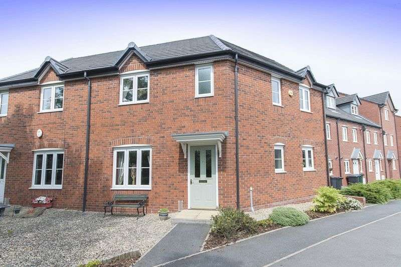 3 Bedrooms Semi Detached House for sale in DEE CLOSE, HILTON