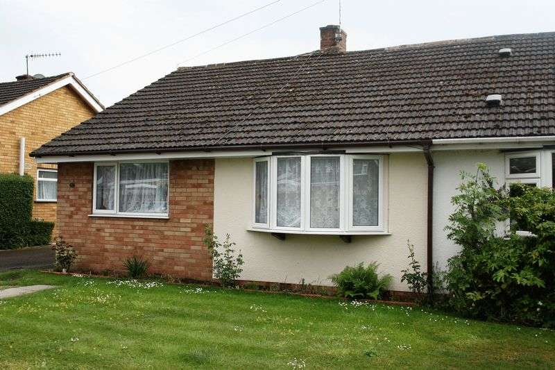 3 Bedrooms Semi Detached Bungalow for sale in Bishampton, Pershore