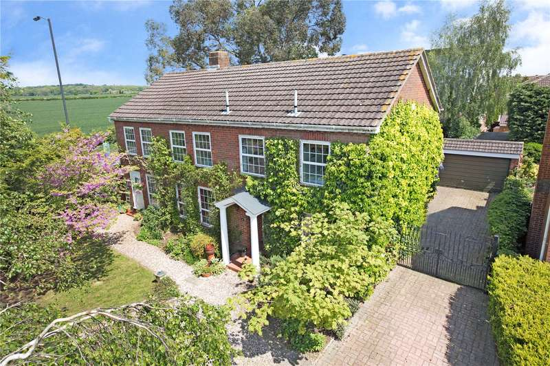 4 Bedrooms Detached House for sale in Cherington Gate, Maidenhead, Berkshire, SL6