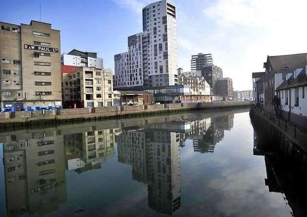 1 Bedroom Apartment Flat for sale in Ipswich Waterfront