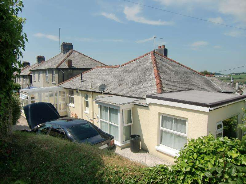 3 Bedrooms Detached Bungalow for sale in Bounsalls Lane, Launceston, Cornwall
