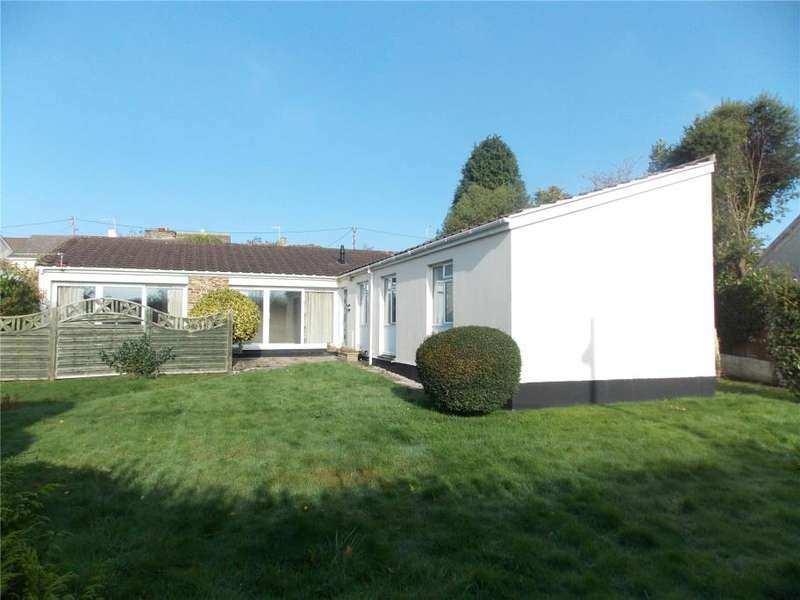 4 Bedrooms Detached Bungalow for sale in Southbourne Road, St Austell