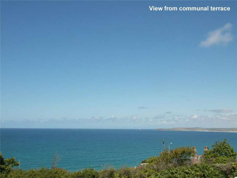 2 Bedrooms Flat for sale in Compass Point, Carbis Bay, St Ives