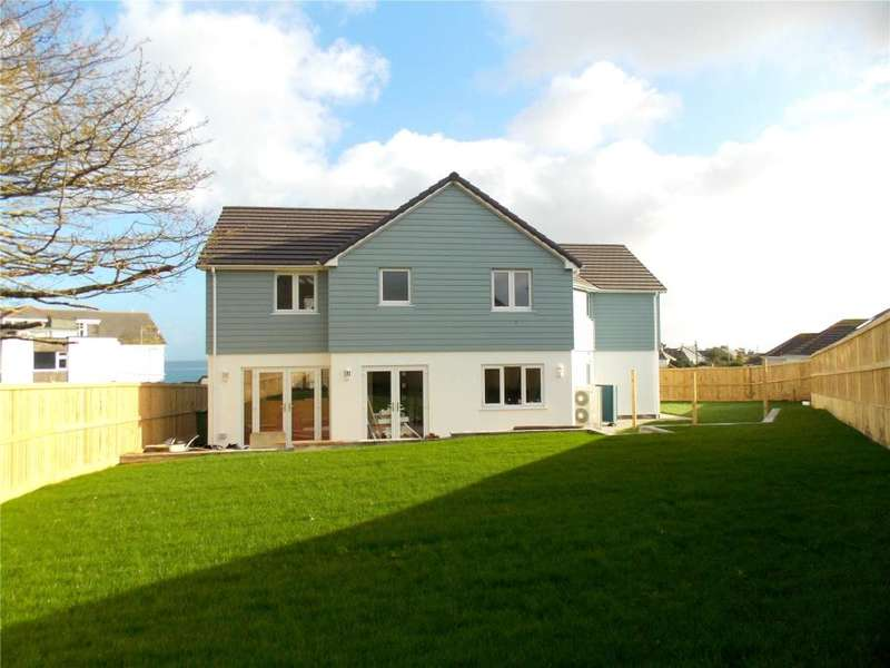 3 Bedrooms Semi Detached House for sale in Higher Boskerris, Carbis Bay