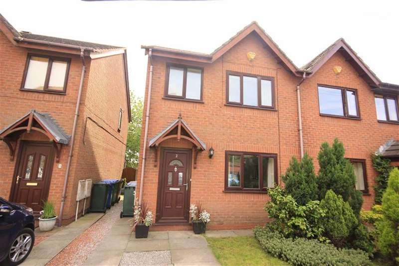 3 Bedrooms Property for sale in School Mews, Newhey, Rochdale