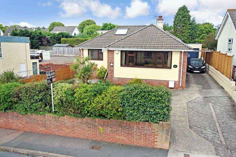 3 Bedrooms Detached Bungalow for sale in Roundhill Road, Torquay