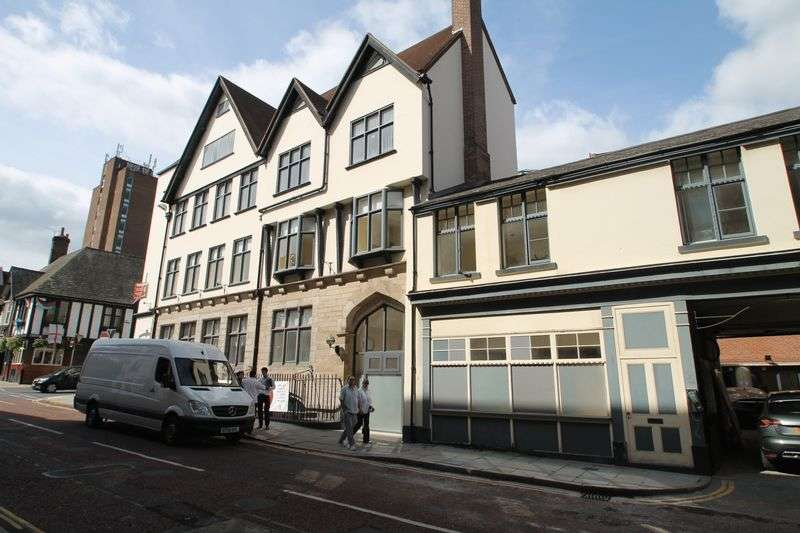 4 Bedrooms Flat for rent in Castle Gate Nottingham
