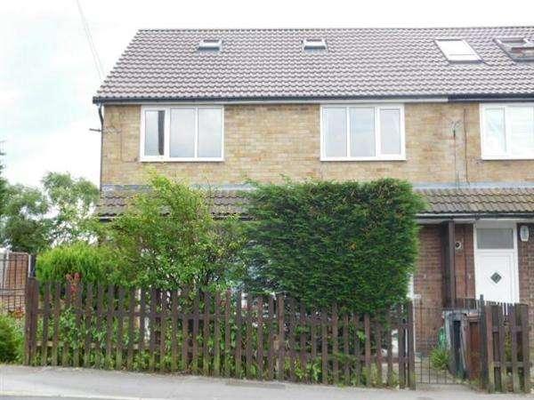 5 Bedrooms Semi Detached House for sale in Vesper Road, Leeds, Leeds