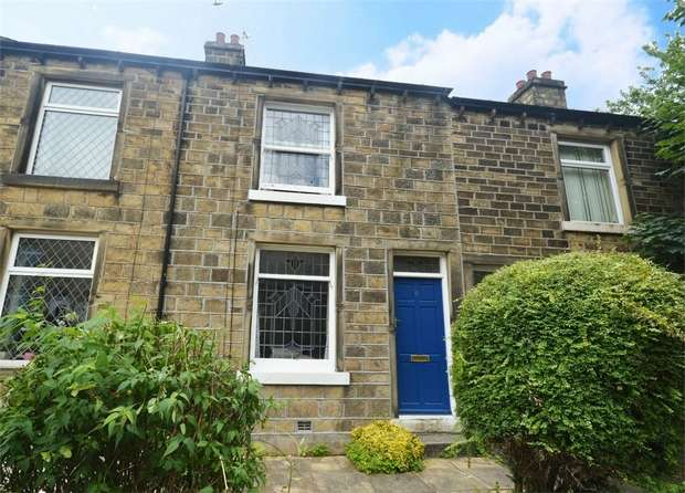 2 Bedrooms Terraced House for sale in Waverley Terrace, Marsh, HUDDERSFIELD, West Yorkshire