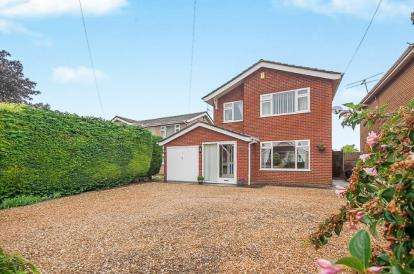 3 Bedrooms Detached House for sale in Tytton Lane West, Wyberton, Boston, Lincolnshire