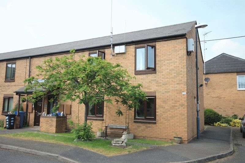 2 Bedrooms Flat for sale in STONYHURST COURT, SHELTON LOCK