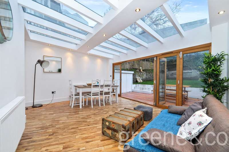 2 Bedrooms Flat for sale in Greville Road, Maida Vale, London, NW6