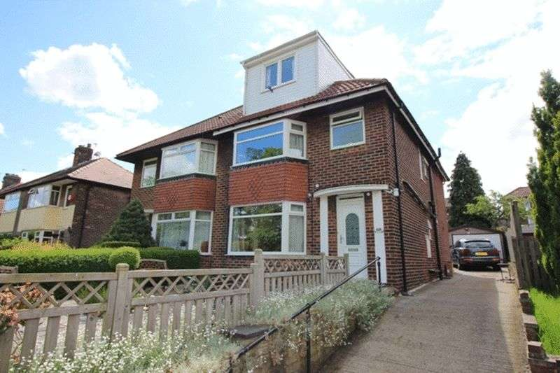 5 Bedrooms Semi Detached House for sale in Godfrey Road, Halifax