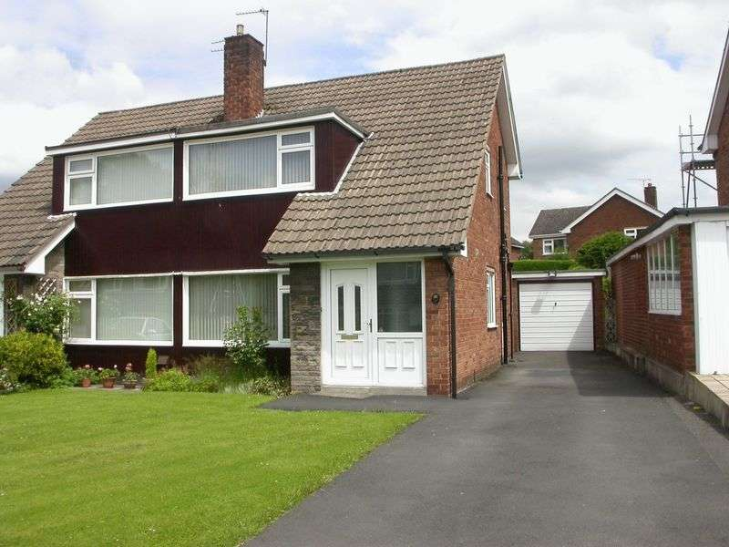 3 Bedrooms Semi Detached House for sale in POYNTON (PARKLANDS WAY)