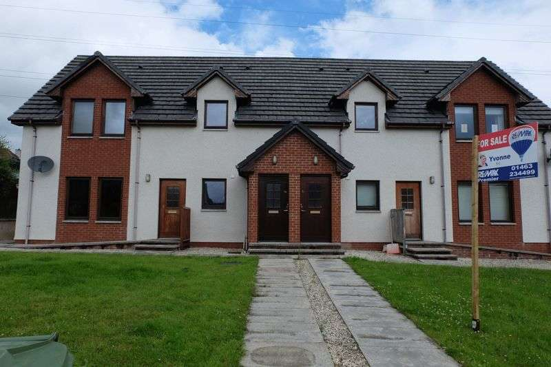 2 Bedrooms Flat for sale in 8c Birchbrae Drive, Kirkhill