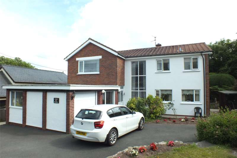 4 Bedrooms Detached House for sale in Cois Na Mara, Jason Road, Freshwater East, Pembroke