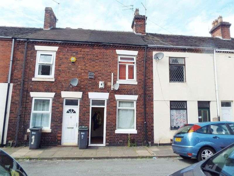 2 Bedrooms Terraced House for sale in Fraser Street, Cobridge, Stoke-On-Trent