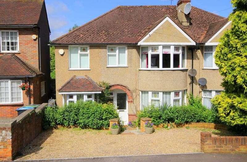 4 Bedrooms Semi Detached House for sale in Alexandra Road, Hemel Hempstead