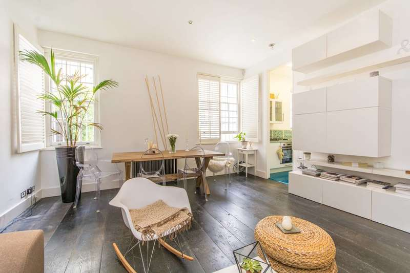 2 Bedrooms Flat for sale in New Oxford Street, Bloomsbury, WC1A