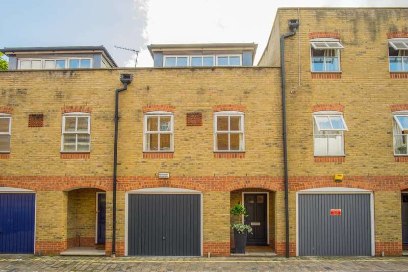 3 Bedrooms House for sale in Maida Vale, Maida Vale, NW6